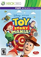 Toy Story Mania for Xbox 360 Kinect [並行輸入品]