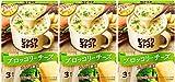 ポッカサッポロ じっくりコトコトスープ ブロッコリーチーズポタージュ 3袋入×3個