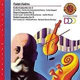 Cello Concerto 1 / Piano Concerto 2