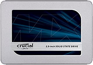 Crucial MX500 1TB SATA 2.5-inch 7mm (with 9.5mm Adapter) Internal Solid State Drives,CT1000MX500SSD1 (B078211KBB) | Amazon price tracker / tracking, Amazon price history charts, Amazon price watches, Amazon price drop alerts