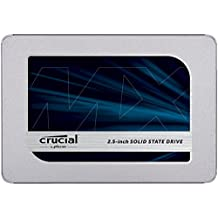 Crucial SSD 250GB MX500 内蔵2.5インチ 7mm (9.5mmアダプター付) CT250MX500SSD1/JP