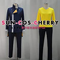【サイズ選択可】コスプレ衣装 V-566 東京レイヴンズ 土御門 春虎 つちみかど はるとら 男性Mサイズ