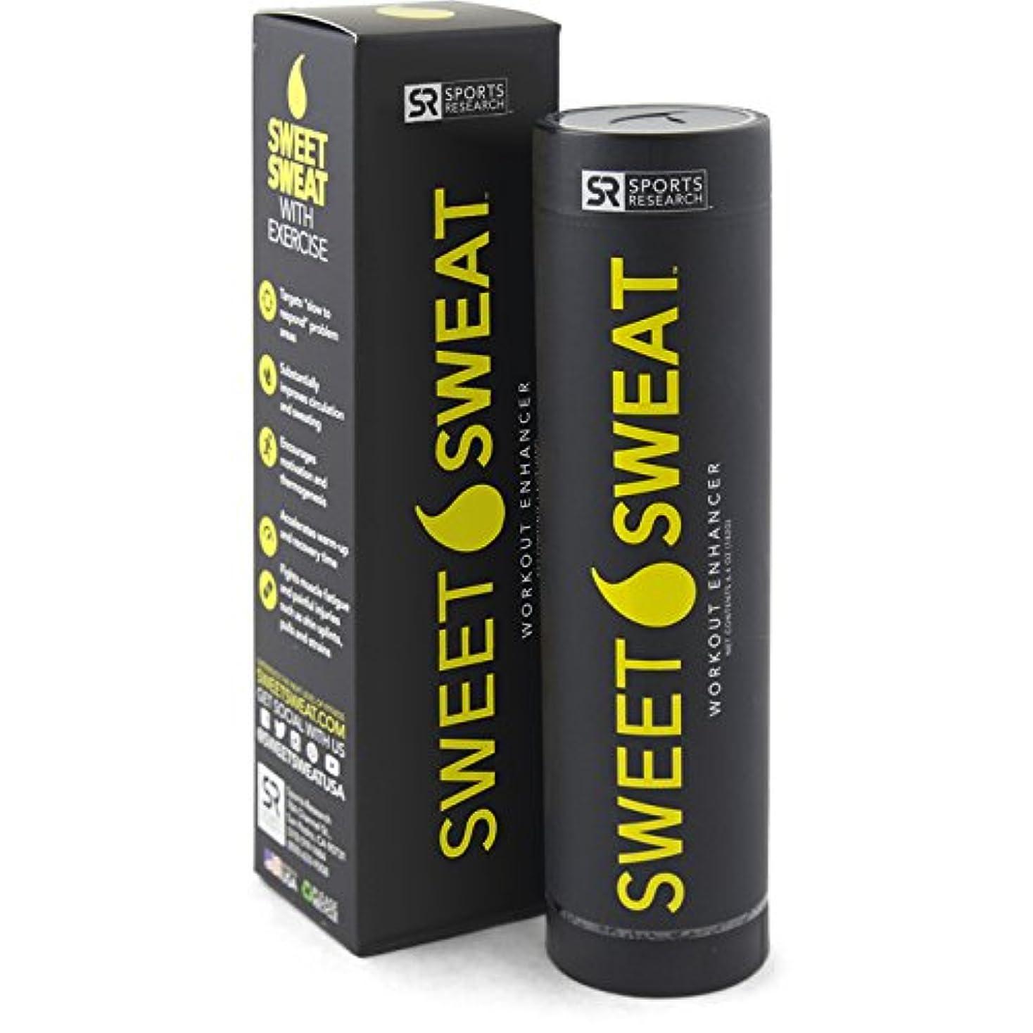 大声でカーテン何でもスイートスウェット(ボディクリーム)Sweet Sweat Stickhttpスティック型クリーム 181g[並行輸入品]