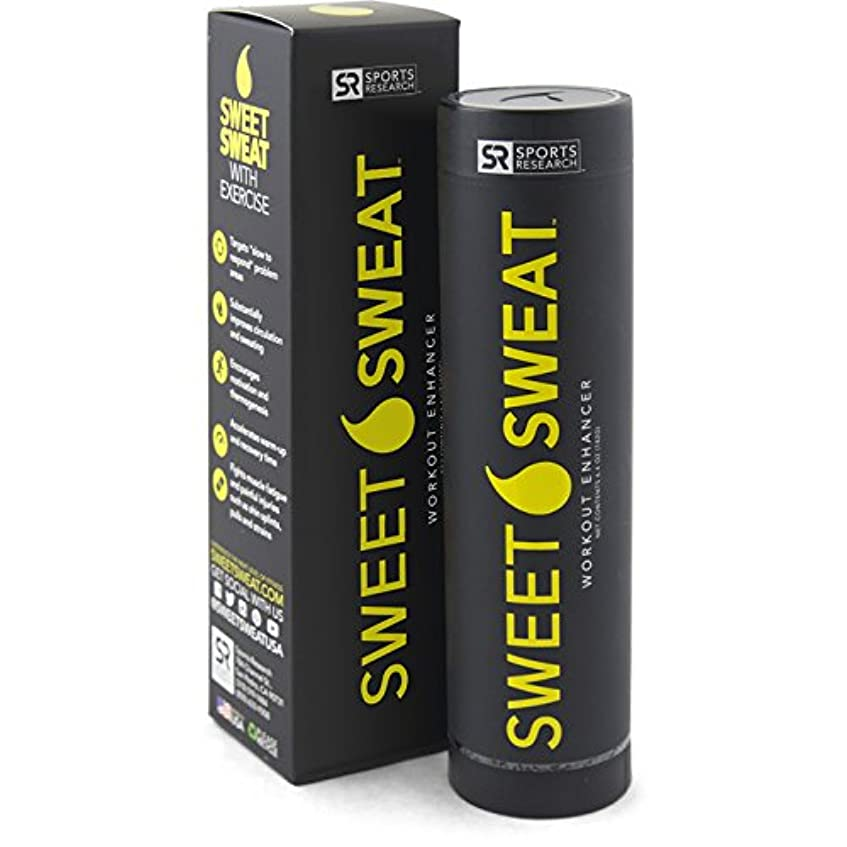 ましい火山学者約設定スイートスウェット(ボディクリーム)Sweet Sweat Stickhttpスティック型クリーム 181g[並行輸入品]