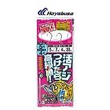 ハヤブサ(Hayabusa) ちょいマジ堤防 ぶっこみ胴突飲ませ 移動式2段鈎 HD300 4/3-4-6