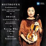 ベートーヴェン&ブルッフ:ヴァイオリン協奏曲集(クラシック・マスターズ)