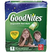 Huggies GoodNites Disposable Bed Mats Super Pack, 36 Count by GoodNites [並行輸入品]