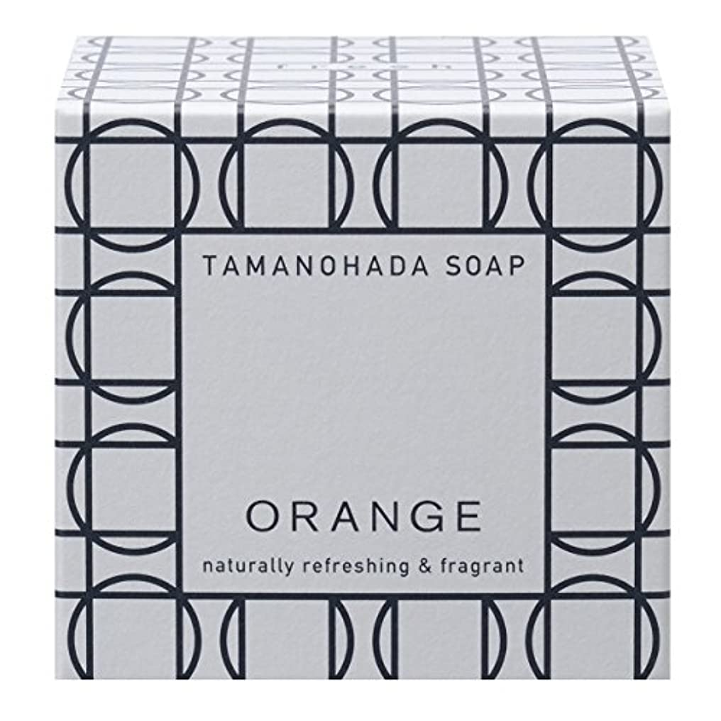 痴漢平和的ベックスタマノハダ ソープ 001 オレンジ 125g