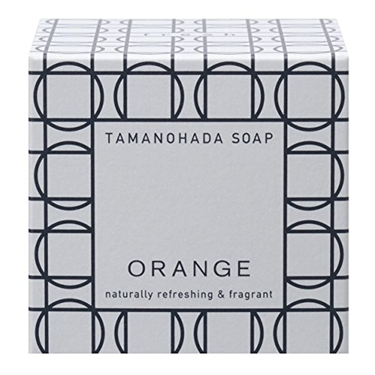 ペンフレンド海賊毎週タマノハダ ソープ 001 オレンジ 125g