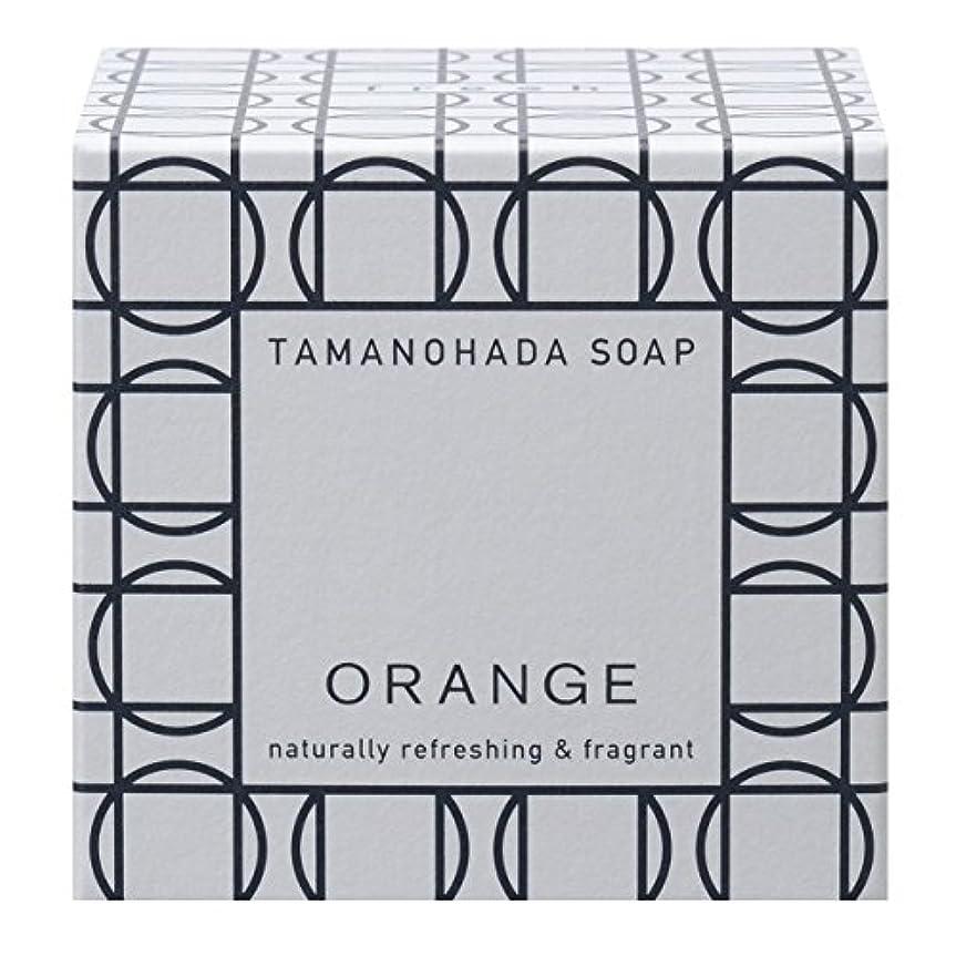 マラドロイト重大コンドームタマノハダ ソープ 001 オレンジ 125g