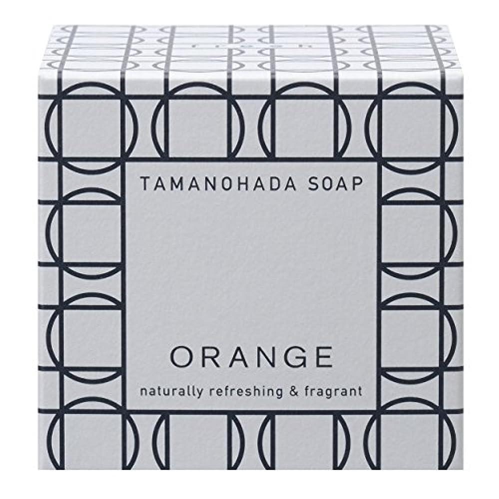 ミリメートル無礼に甲虫タマノハダ ソープ 001 オレンジ 125g