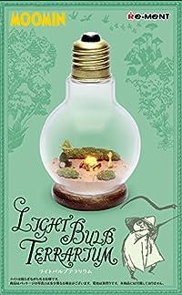 ムーミン Light Bulb テラリウム #4 スナフキン & ティーティ・ウー