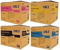 OKI 純正 ID-C4R イメージドラム 4色セット (ブラック/シアン/マゼンタ/イエロー) / COREFIDO series MC780dn ・ MC780dnf 対応