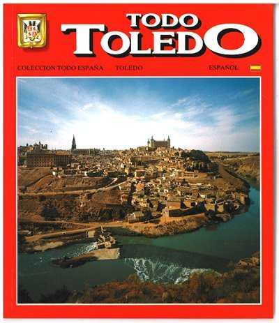 スペイン製 ガイドブック トレドのすべて TODO TOLE...