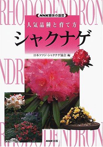 NHK趣味の園芸・人気品種と育て方 シャクナゲ (NHK趣味の園芸―人気品種と育て方)