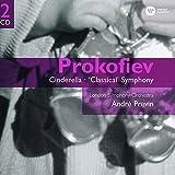 プロコフィエフ:バレエ音楽「シンデレラ」/交響曲第1番「古典的」