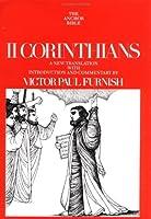 II Corinthians (Anchor Bible)