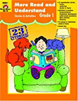 More Read and Understand: Stories and Activities : Grade 1 (Read and Understand Series)