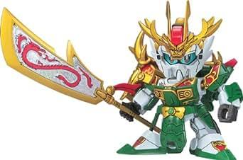 SDガンダム SD三国伝 Brave Battle Warriors 040 真 関平(カンペイ)ガンダム