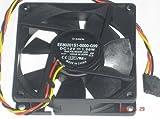 Dell P / N : 99grf a00Sunon 8020ee80201s1–0000-g9912V 130mA 1.56W 36.0CFM 3ワイヤ冷却ファン