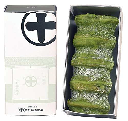 中村藤吉本店 抹茶バウムクーヘン[カットタイプ]