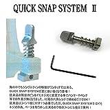 Quick Snap System 2 クイックスナップシステムツー/ サーフボードボードフィンねじ