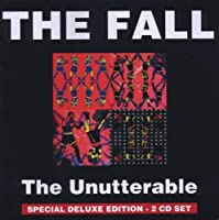 The Unutterable (SPECIAL DELUXE EDITION)