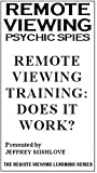 Rv Psychic Spies: Remote Viewing Training - Does [VHS] [Import]