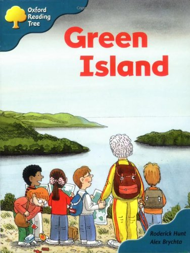 Oxford Reading Tree: Stage 9: Storybooks: Green Islandの詳細を見る