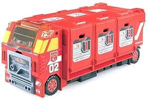トミカ ハイパーレスキュー2号 特殊救助支援車