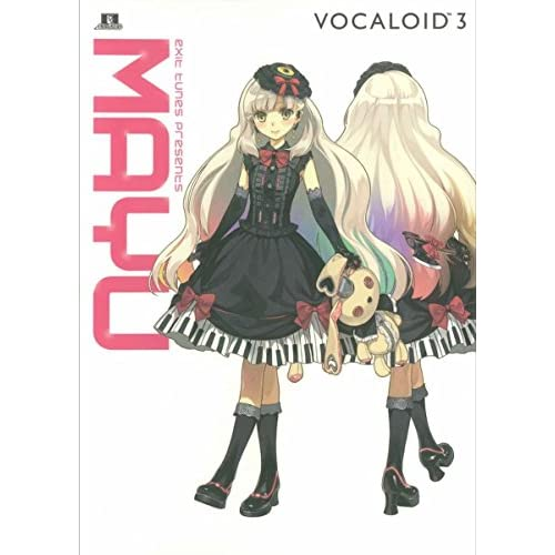 VOCALOID3 Library MAYU