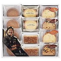 ベルミー フレンチの鉄人坂井宏行のこだわり洋菓子ラセーヌ (12個入り) 650g
