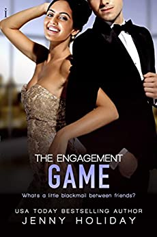 The Engagement Game (49th Floor Novels Book 3) by [Holiday, Jenny]
