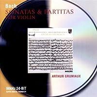 Bach J.S.: Sonatas & Partitas for Violin
