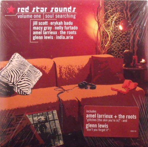 Red Star Sounds 1: Soul Search [12 inch Analog]