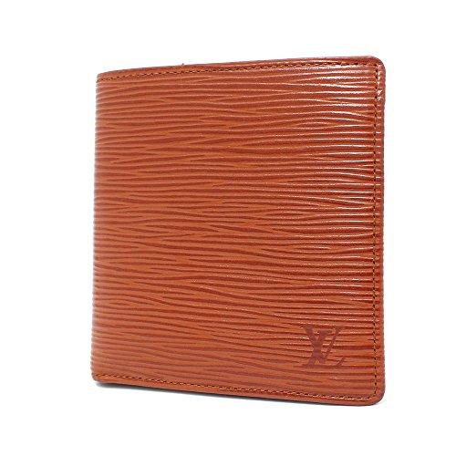 LOUIS VUITTON (ルイヴィトン) エピ ポルトビエ・カルトクレディモネ 二つ折り財布 ブラウン 茶色 M63543(中古)