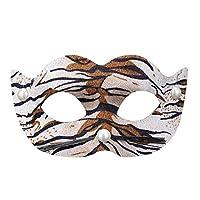 Vi.yo ハロウィンマスク メンズ レディース ダンスマスク 仮面マスク パーティー 仮装 変装 コスプレ小道具