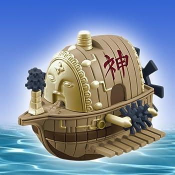 ONEPIECE ワンピース ゆらゆら海賊船コレクションvol.3 方舟マクシム 単品 フィギュア バンダイ