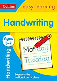 Handwriting Ages 5-7: KS1 English Home Learning and School Resources from the Publisher of Revision Practice G