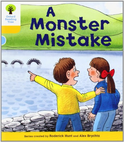 Oxford Reading Tree: Level 5: More Stories A: A Monster Mistakeの詳細を見る