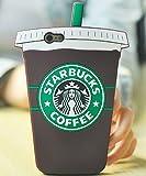 iPhone6Plusケース iPhone6カバー(5.5インチ) スターバックス スタバ Starbucks  docomo Softbank au