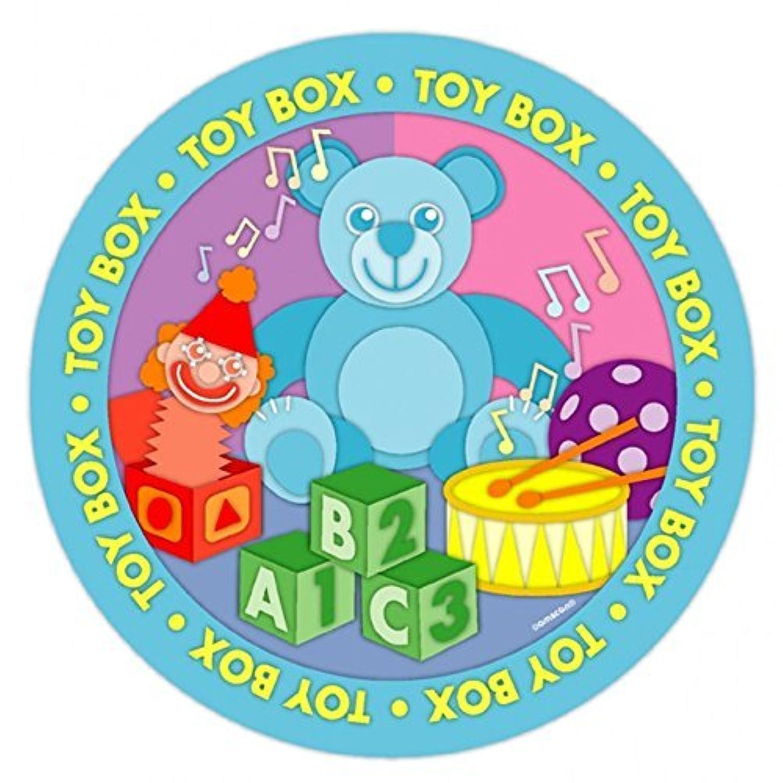 8トイボックスTeddy Bear誕生日パーティー9使い捨てペーパープレートbyバルーンとパーティー