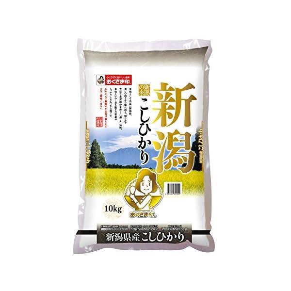 【精米】新潟県産 白米 こしひかりの紹介画像2