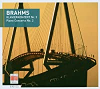 Brahms: Piano Concerto No. 2 by Brahms (2007-09-18)