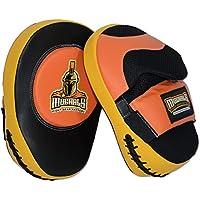 曲線用パンチミットボクシング、MMA、タイ式