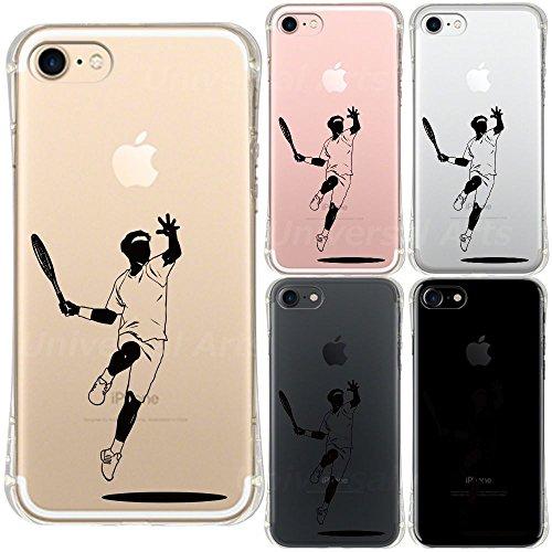 iPhone7 iPhone8 兼用 衝撃吸収 ソフト クリ...