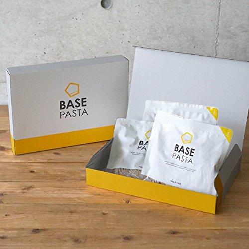 完全栄養パスタ BASE PASTA (スパゲッティ(細麺)3個セット)