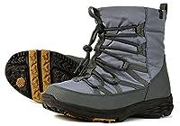 [テクシー] 防水設計 メンズ ブーツ MEN'S WINTER BOOTS TS-5026 ダークグレー 27.0cm