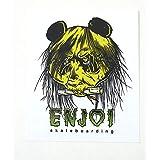 enjoi sticker エンジョイ ステッカー 80'S HEAD