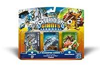 Skylanders Giants Battlepack #1 - Chop Chop - Dragonfire Cannon - Shroomboom [並行輸入品]